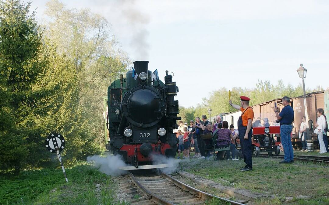 15. and 16. of June 2019 Steamdays