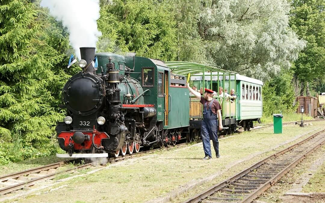 03. and 04. August steamdays
